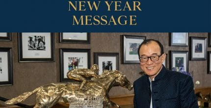2020 Chairman's New Year Message